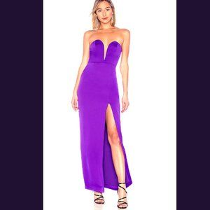 Ultraviolet Color Changing Gown (M)
